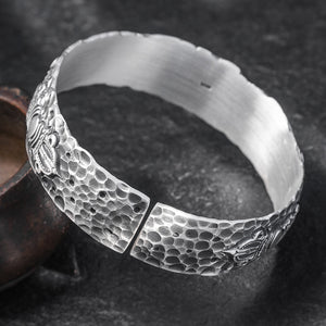 Mantra Pure 999 Silver Bangle (133)
