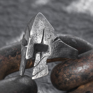 Spartan Pure 999 Silver Ring