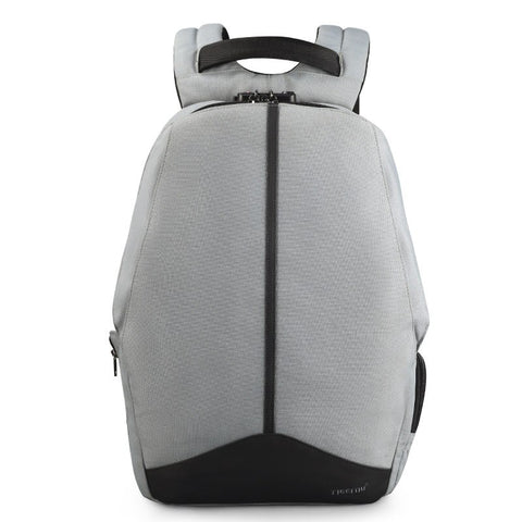 sac a dos ordinateur securise gris