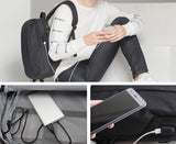 exemple utilisation sac a dos college usb