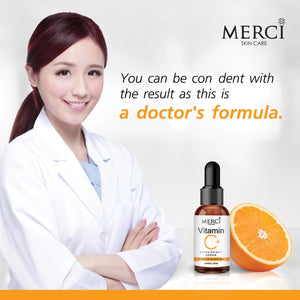 MERCI VITAMIN C Extra Bright Serum