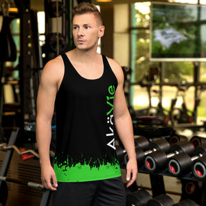 AkäVie Men's Splash Tank Top