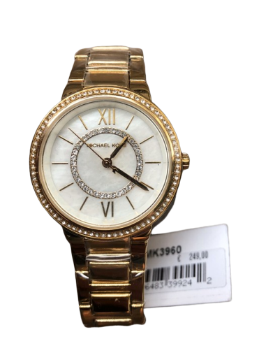 Michael Kors Women watch (Gold)