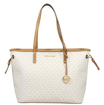 Michael Kors Tote Bag / Shoulder Bag (Vanila)