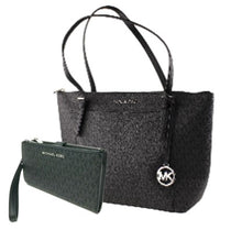 Load image into Gallery viewer, Michael Kors Lady's tote bag + Wristlet