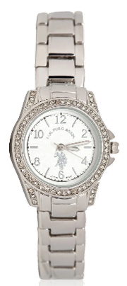 US POLO ASSN. Women watches (Silver)