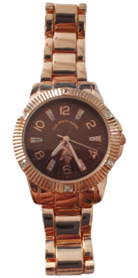 US POLO ASSN. Women watches (Rose Gold)