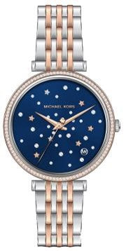 Michael Kors Women watch (Blue Dial)