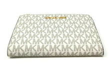 Load image into Gallery viewer, Michael Kors - Jet Set Travel Tote Signature Bag + Wirstlet (Vanila)