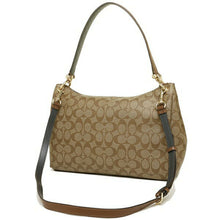 Load image into Gallery viewer, Coach Mia Shoulder Bag in Signature Canvas