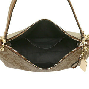 Coach Mia Shoulder Bag in Signature Canvas