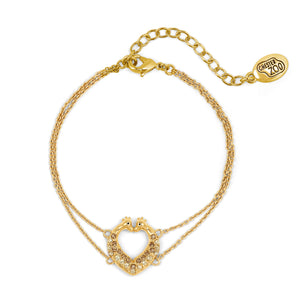 Giraffe Bracelet created with Swarovski® crystals