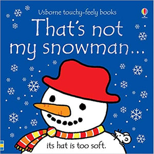 That's Not My Snowman Board Book