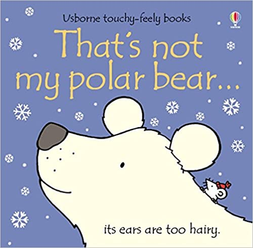Load image into Gallery viewer, That's Not My Polar Bear Board Book