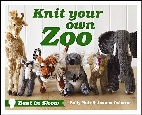 Knit Your Own Zoo Book