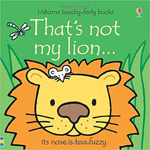 That's Not My Lion Board Book