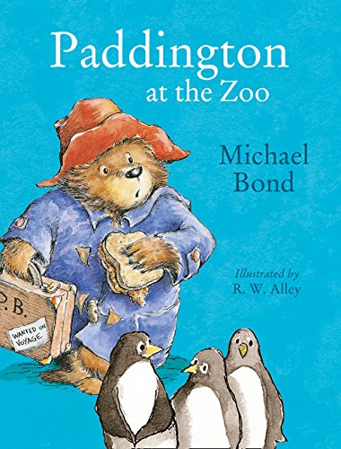Load image into Gallery viewer, Paddington at the Zoo Paperback
