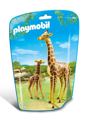 Playmobil 6640 Giraffe with Calf
