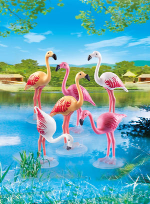 Playmobil 6651 Flamingos