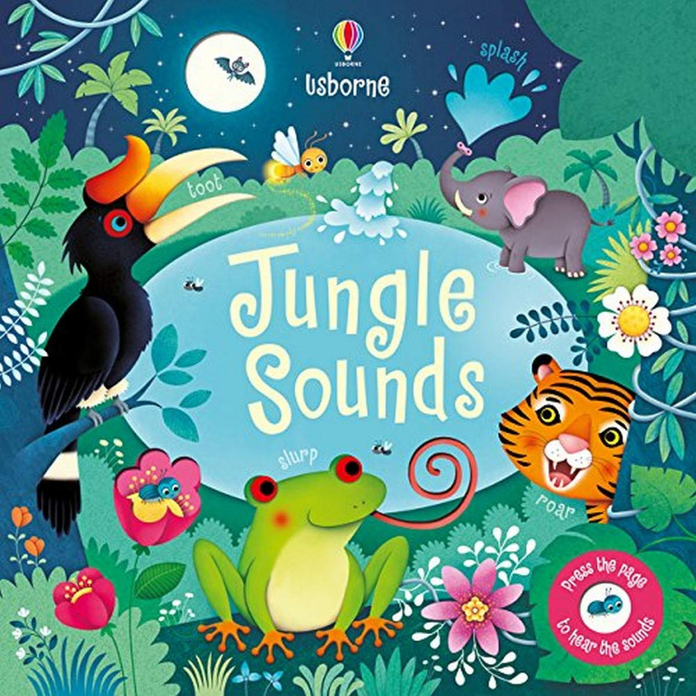 Load image into Gallery viewer, Jungle Sounds - Noisy Board Book