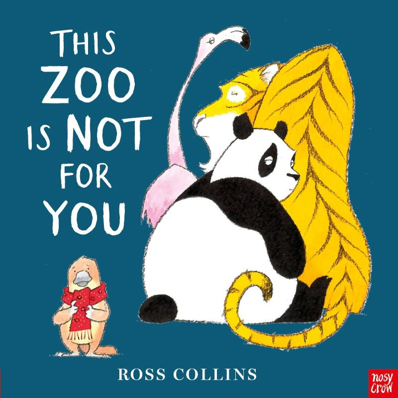 This Zoo Is Not For You Paperback Book