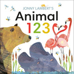 Animal 123 Lift the Flap Book