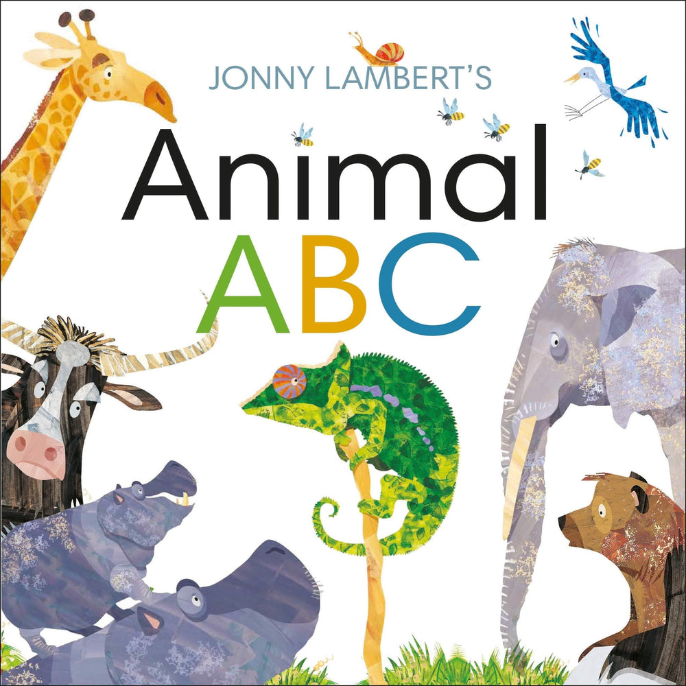 Animal ABC Lift The Flap Book