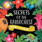 Secrets Of The Rainforest Paperback Book
