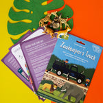 BUILD YOUR OWN ZOO ACTIVITY SET