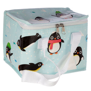 Load image into Gallery viewer, Penguin Lunch Bag