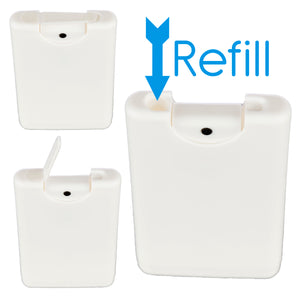 Cutiemals Refillable Hand Sanitiser