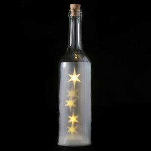 White Bottle Light