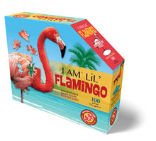 Load image into Gallery viewer, Flamingo Jigsaw