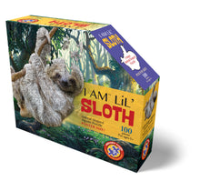 Load image into Gallery viewer, Sloth Jigsaw