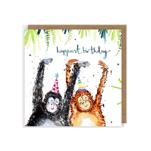 Load image into Gallery viewer, Happiest of Birthdays Greetings Card