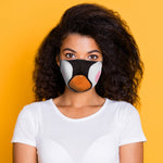 Adult Penguin Reusable Face Covering