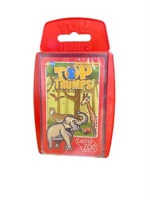 Load image into Gallery viewer, Chester Zoo Top Trumps