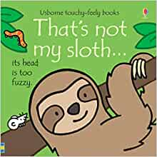 That's Not My Sloth Board Book