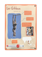 Lar Gibbon Sign