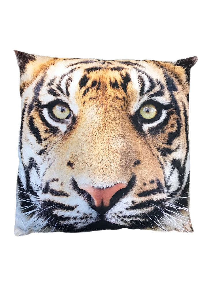 Tiger Cushion 40cm