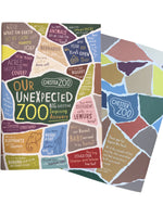 Our Unexpected Zoo - Souvenir Book Paperback