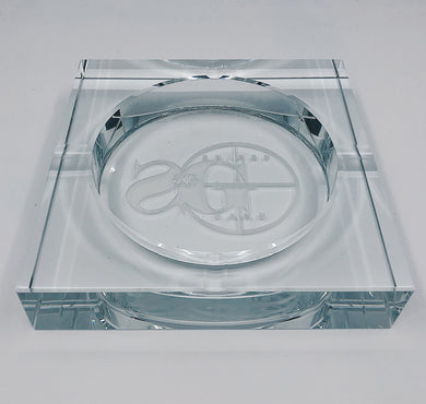 Sniper Gang Crystal Ashtray
