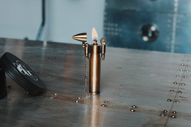 Sniper Gang Bullet Lighter
