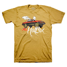 Load image into Gallery viewer, Sniper Gang Hot Box Cutlas Tee (Antique Gold)