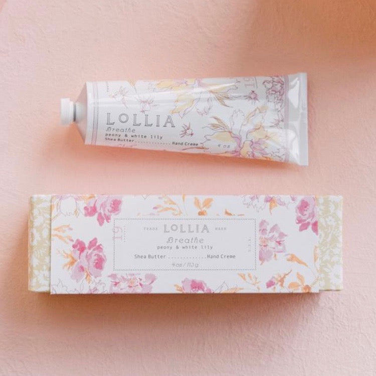 Lollia - Breathe Handcreme