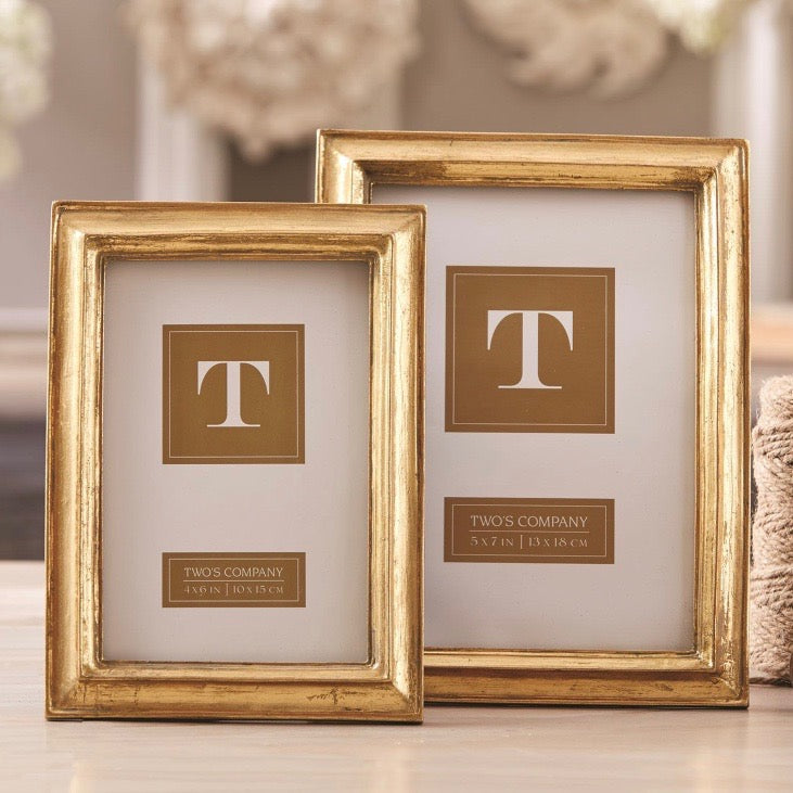 Two's Company - Gold Frames