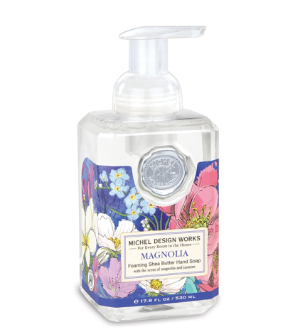 Michel Design Works - Foaming Hand Soap - Magnolia