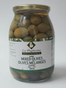 La Pugliesina - Mixed Olives 1L