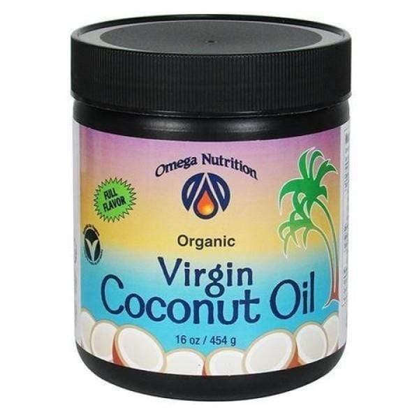 Omega Nutrition - Organic Virgin Coconut Oil 454g