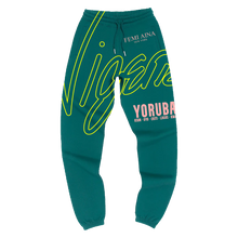 Lade das Bild in den Galerie-Viewer, YorubaLand  Full Logo Sweatpant